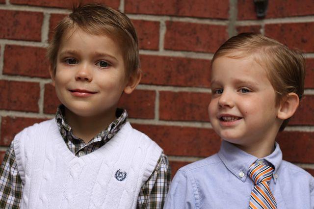 Brenner boys
